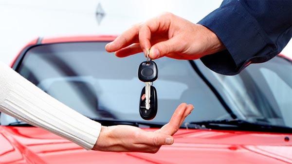 lax car rental