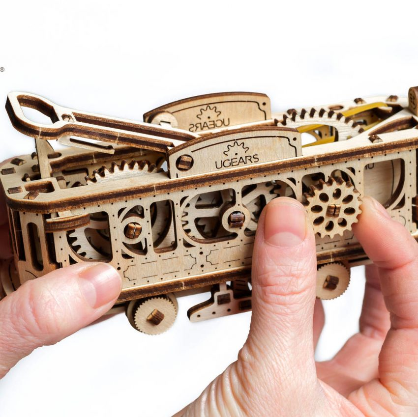ugears 3d puzzles for adults