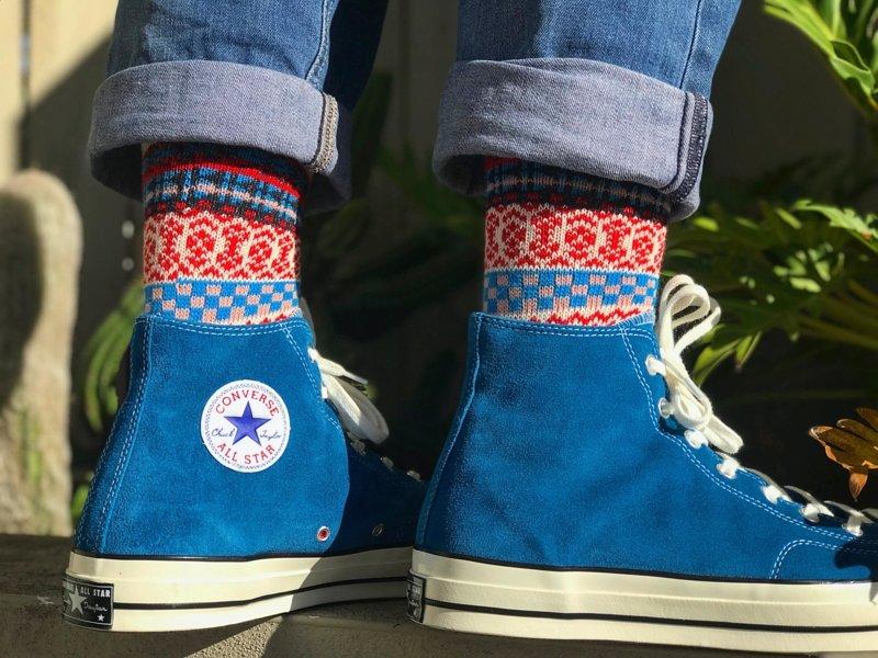 Trendy socks hk