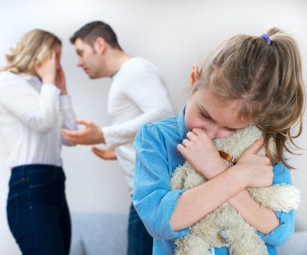 child in child custody